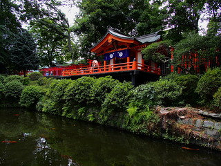 Otomeinari, Nezu Shrine