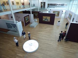 """Exhibition """"Ocean Originings"""" in MuMa Museum André Malraux, Le Havre"""