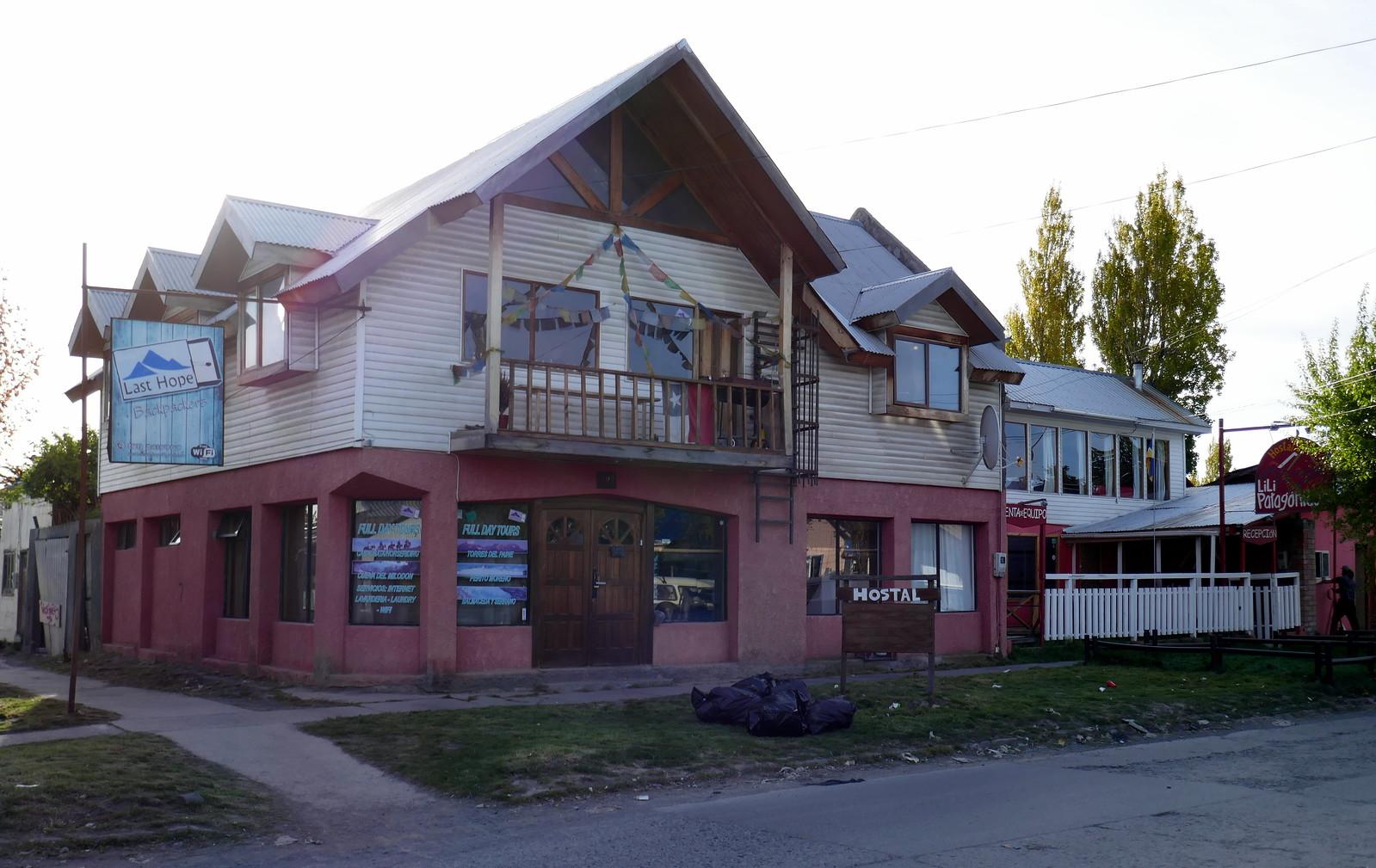 Last Hope Hostel