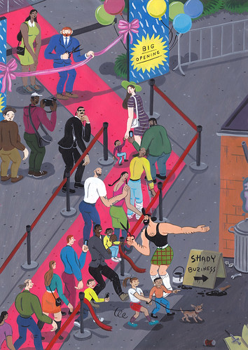 I'm open for business. | by Brecht Vandenbroucke *