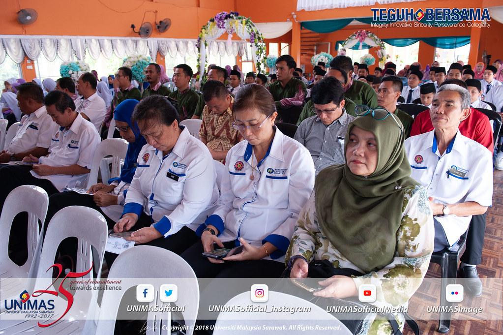Majlis Penyerahan STEM Education Lab, SK Agama (MIS) Lawas dan Jelajah Lawas 2018