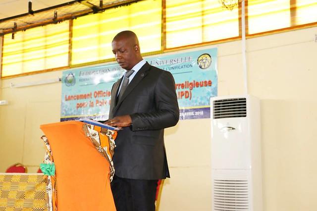 Ivory Coast-2018-04-28-Côte d'Ivoire Inaugurates IAPD