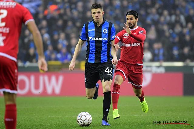 Club Brugge - Antwerp 23-12-2018
