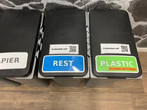 Revspace trash bins | by hollyfh