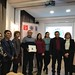 Eight Moldovan public institutions received a diploma recognition for their efforts to advance gender equality