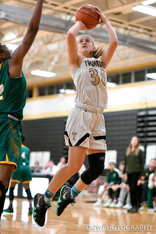 Trumbull vs. Hamden High - High School Girls Basketball
