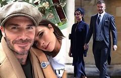 Beckham'dan Boşanıyor İddiaların yanıt!