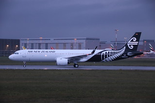 A321nx Air New Zealand ZK-NNB | by XFW-Spotter
