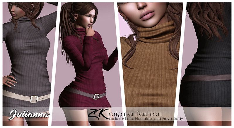 -:zk:- Julianna Dress@ TRES CHIC EVENT