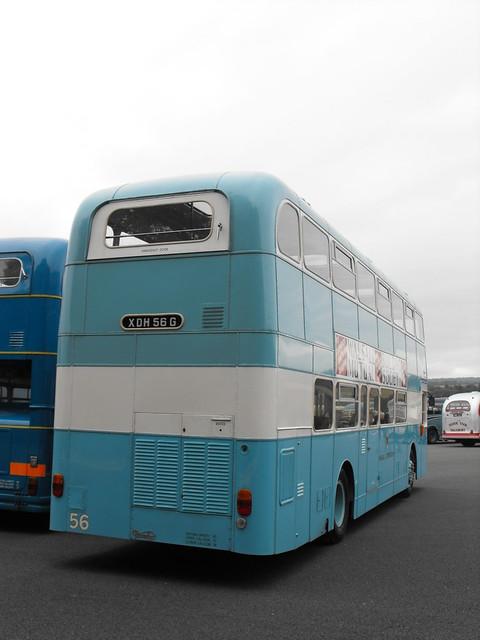 56, XDH 56G, Daimler Fleetline CRC6-36, Northern Counties Body (H51-34D), 1968 (4)