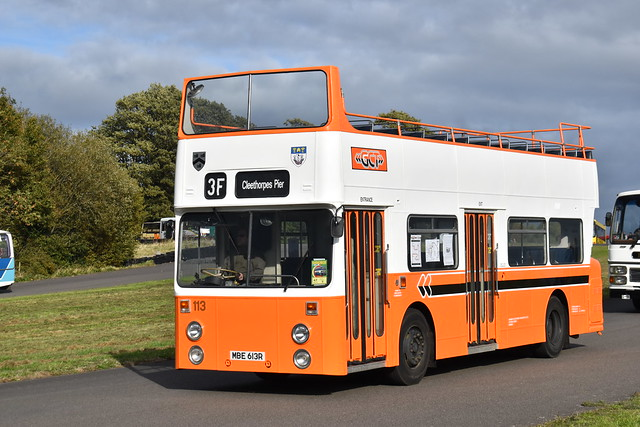 Grimsby Cleethorpes Transport 113
