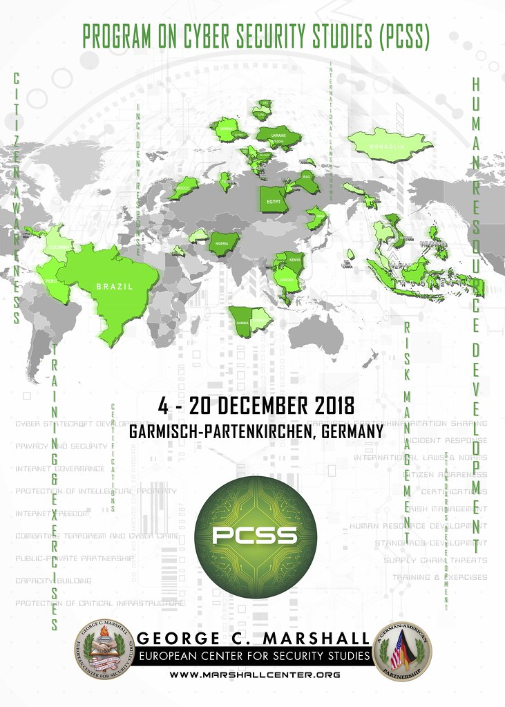 Program on Cyber Security Studies 19-02 | GARMISCH-PARTENKIR