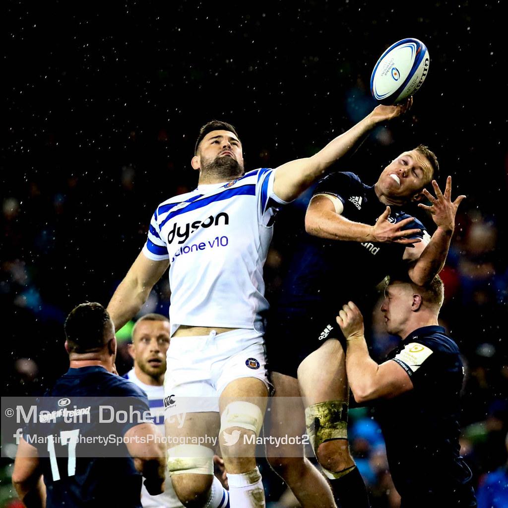 Leinster V Bath : European Rugby