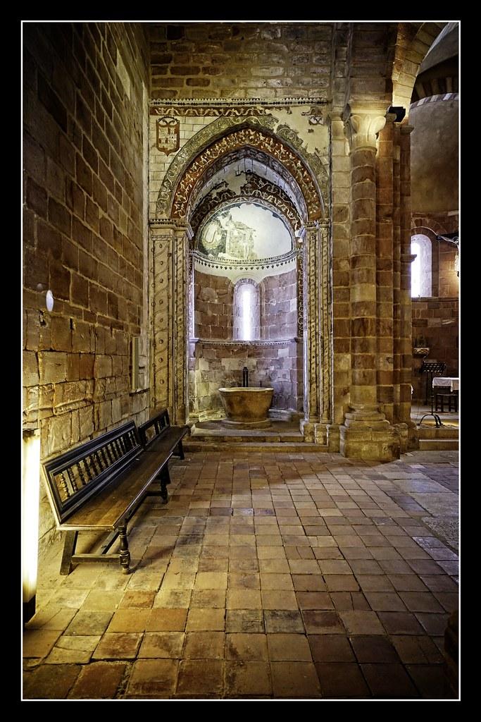 Monasterio Santa María de Mave - Palencia | joaquin | Flickr