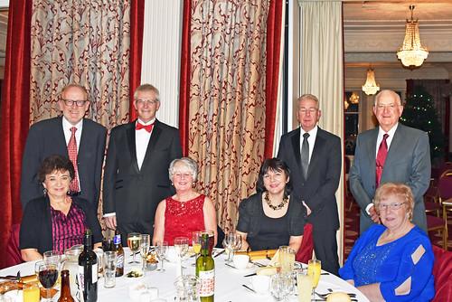 gala dinner 15 - Gary, Trevor, Terry, Dilwyn Cribarth (2) | by BuilthMVC