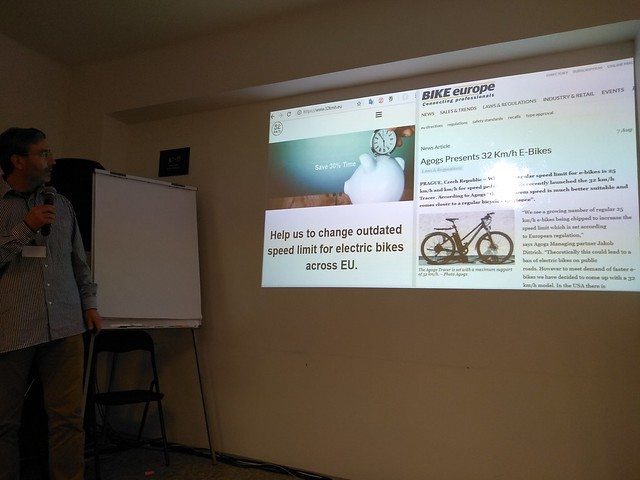 "Seminar ""Cycling in Hilly Cities"""