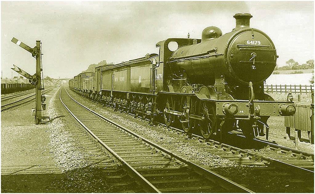 64179. Dukeries Junction 1951.