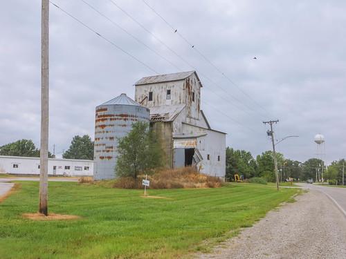 williamsburg kansas grainelevator