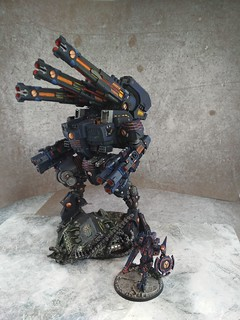 KX139 Taunar Supremacy Armour with Battlesuit Commander00029 | by Wargaming Mamas