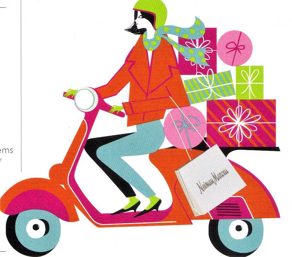 Neiman Marcus Christmas Book.Fun Illustration For Neiman Marcus Christmas Book 2018 Flickr
