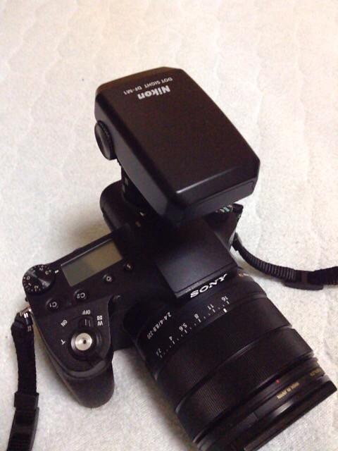 Sony DSC-RX10M4 with Nikon DOT SIGHT DF-M1 | Kazuo2010 | Flickr