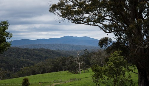 clarencevalley mounthyland australianmountains landscape view northerntablelands nsw australia