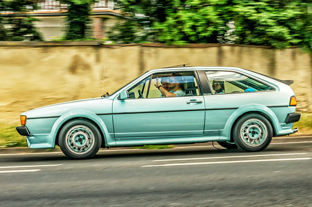 VW Scirocco 2 1981 - 1992
