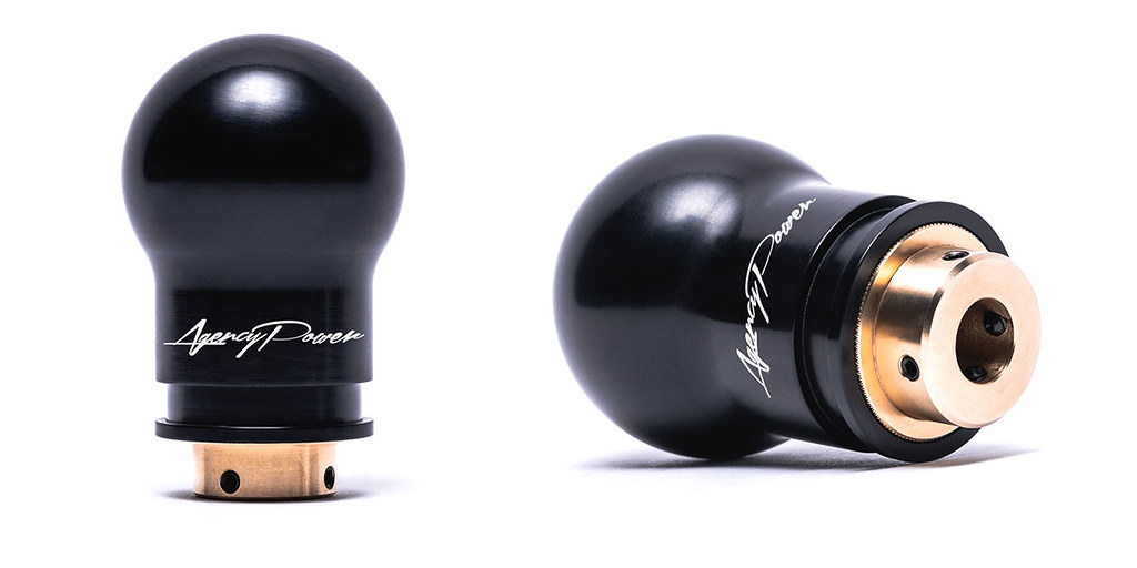 New Release: Agency Power Weighted Shift Knobs for Honda a