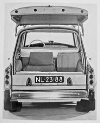 1958-1964 CITRO�N ID 19F Confort Ambulance