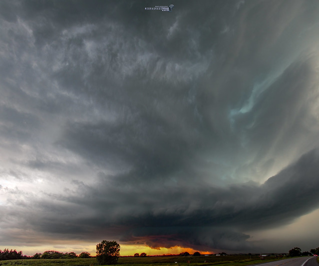 071818 The Best Supercell of the Summer (Pano) 016