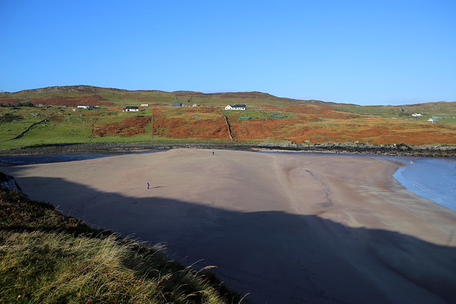 The beach at Clashnessie