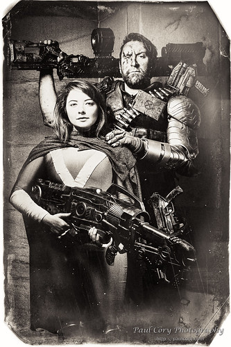 Cable and Hope B&W | by Paul Cory