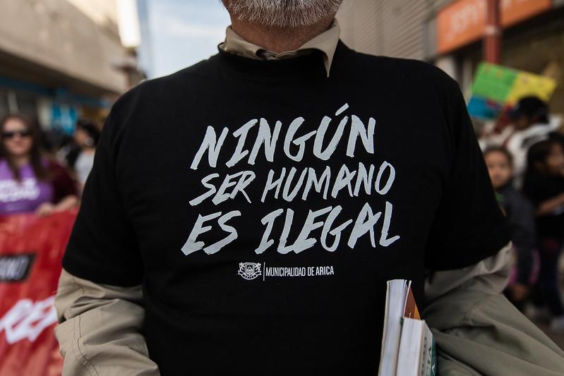 Pasacalle por los Derechos Humanos