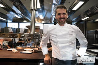 Chef/Owner Andrea Berton | by thewanderingeater