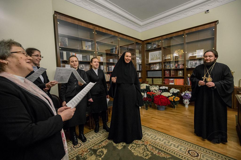 08 декабря 2018,  День тезоименитства епископ Серафима / 08 December 2018, Bishop Seraphim  Name Day
