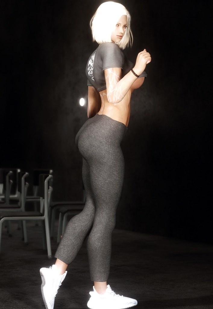 Modern Clothes 1 3 Capri Pants UUNP | Require: www loverslab… | Flickr