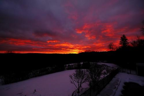 arloguthrie fujixt3 washingtonma thefarm berkshires sunrise twilight