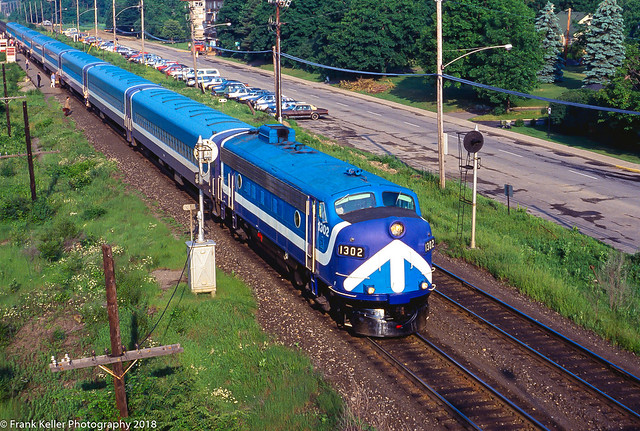 Montreal Commuter Rail