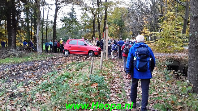 2018-11-07               Baarn SOP           25 Km  (65)