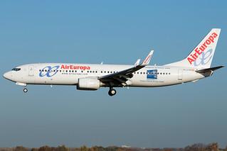 Air Europa B737-85P(WL) EC-LTM   by wapo84