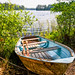 Boat in the Summer