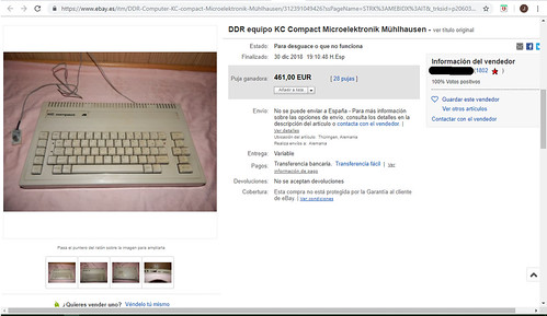 KC Compact eBay auction | by Deep Fried Brains