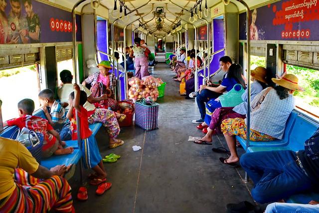Yangon Central Line