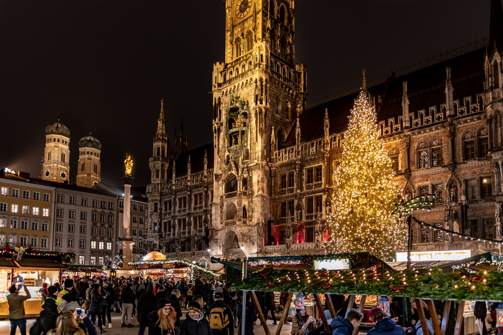 Christkindlmarkt München 2018