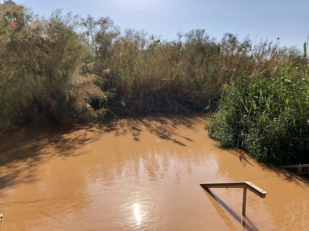 "d5312bb91097db Baptism Site ""Bethany Beyond the Jordan"" (Al-Maghtas)    the places ..."