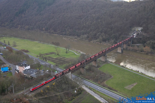 189xxx +189xxx DB Cargo. Ediger-Eller . 13.12.18.