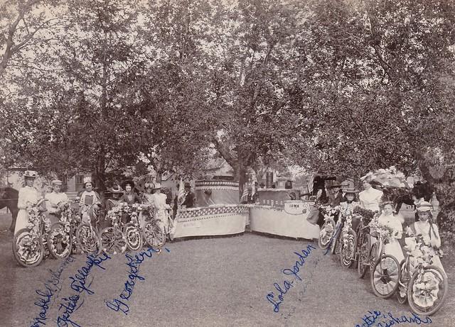 SCN_0157 1899 Sept Pville Golden Jubilee Mabel Glenn poss Gertie Gillaspie Geo Kerr Lola Jordan xattie Richards