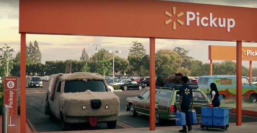 Walmart's 'Famous Cars' Commercial Is Like A LEGO Theme Reunion | by buriedbybricks.com