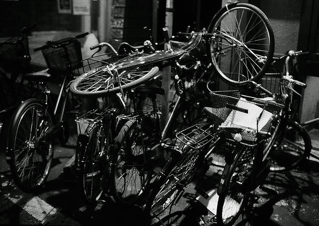 3/4 Wild bike parking