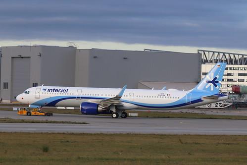 A321neo Interjet XA- | by XFW-Spotter